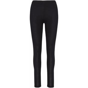 Textiel Dames Leggings Proact PA188 Zwart
