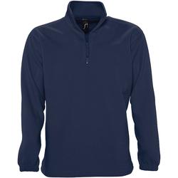 Textiel Heren Fleece Sols 56000 Marine