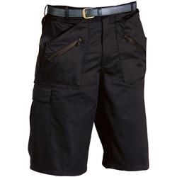 Textiel Heren Korte broeken / Bermuda's Portwest PW103 Zwart