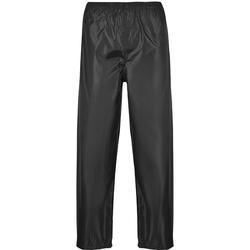Textiel Heren Trainingsbroeken Portwest Classics Zwart