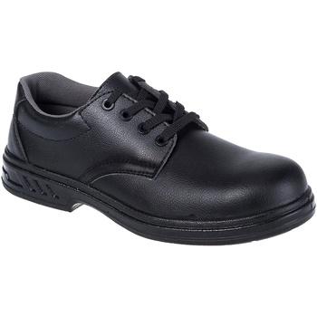 Schoenen Heren Derby Portwest PW300 Zwart