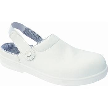 Schoenen Klompen Portwest Safety Wit