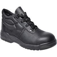 Schoenen Heren veiligheidsschoenen Portwest PW302 Zwart