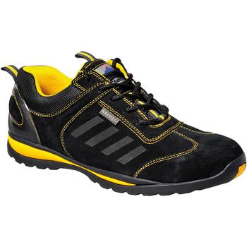 Schoenen Heren Lage sneakers Portwest PW304 Zwart