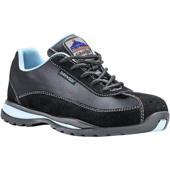 Schoenen Dames Lage sneakers Portwest PW310 Zwart