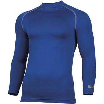 Textiel Heren T-shirts met lange mouwen Rhino RH001 Koninklijk