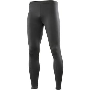Textiel Heren Trainingsbroeken Rhino RH011 Zwart