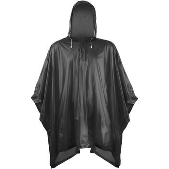 Textiel Windjacken Splashmacs SC010 Zwart