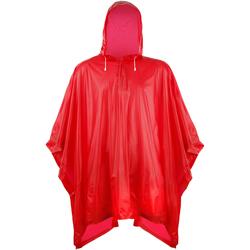Textiel Windjacken Splashmacs SC010 Rood