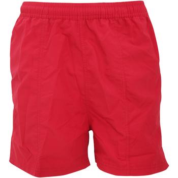 Textiel Heren Korte broeken / Bermuda's Tombo Teamsport TL080 Rood