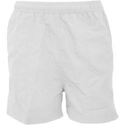 Textiel Heren Korte broeken / Bermuda's Tombo Teamsport TL080 Wit