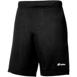 Textiel Heren Korte broeken / Bermuda's Lotto LT022 Zwart