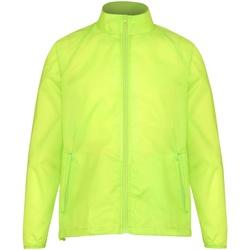 Textiel Heren Windjacken 2786 TS010 Geel