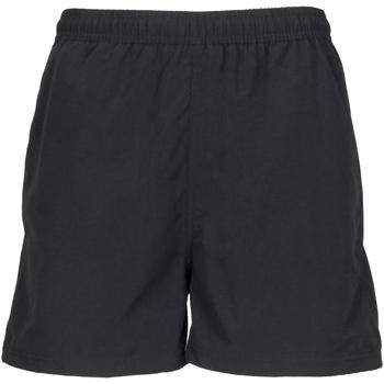 Textiel Heren Korte broeken / Bermuda's Tombo Teamsport Track Zwart