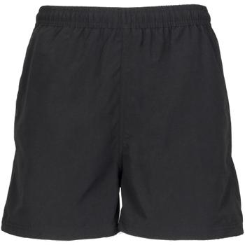 Textiel Kinderen Korte broeken / Bermuda's Tombo Teamsport Track Zwart