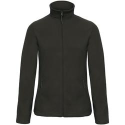 Textiel Dames Fleece B And C ID 501 Zwart