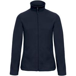 Textiel Dames Fleece B And C ID 501 Marine