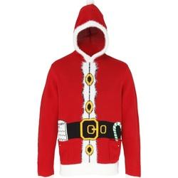 Textiel Truien Christmas Shop Hooded Rood