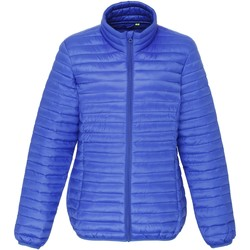 Textiel Dames Dons gevoerde jassen 2786 Fineline Koninklijk
