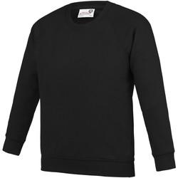 Textiel Kinderen Sweaters / Sweatshirts Awdis Academy Zwart