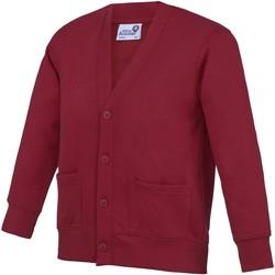 Textiel Kinderen Vesten / Cardigans Awdis Academy Bourgondië