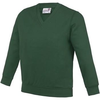 Textiel Kinderen Sweaters / Sweatshirts Awdis Academy Groen