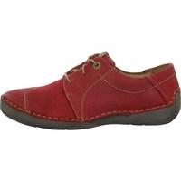 Schoenen Dames Lage sneakers Josef Seibel Fergey 20 Rouge