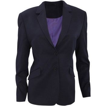 Textiel Dames Anzugjacken Brook Taverner Formal Marine