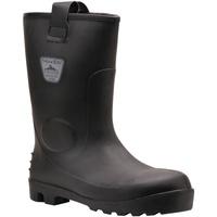 Schoenen Heren veiligheidsschoenen Portwest PW331 Zwart