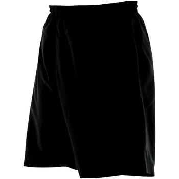 Textiel Heren Korte broeken / Bermuda's Finden & Hales LV830 Zwart