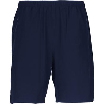 Textiel Heren Korte broeken / Bermuda's Finden & Hales Stretch Marine