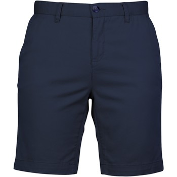 Textiel Dames Korte broeken / Bermuda's Front Row Chino Marine