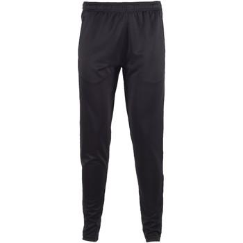 Textiel Heren Trainingsbroeken Tombo Teamsport TL580 Zwart