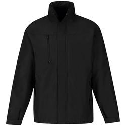 Textiel Heren Parka jassen B And C Corporate Zwart