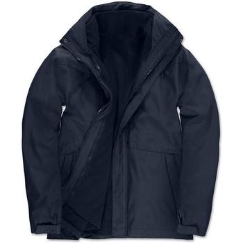 Textiel Heren Parka jassen B And C Corporate Marine