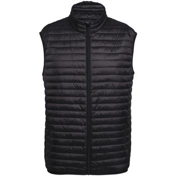 Textiel Heren Dons gevoerde jassen 2786 Fineline Zwart