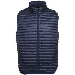 Textiel Heren Dons gevoerde jassen 2786 Fineline Marine