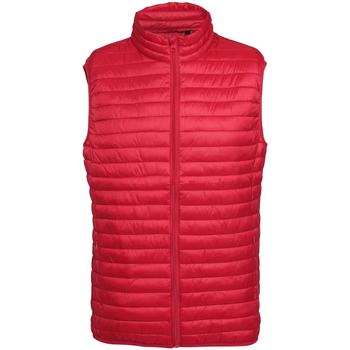 Textiel Heren Dons gevoerde jassen 2786 Fineline Rood
