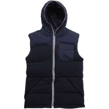 Textiel Heren Jacks / Blazers Brave Soul BS242 Marine