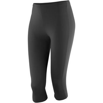 Textiel Dames Leggings Spiro S284F Zwart