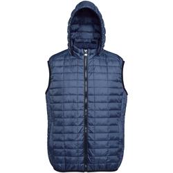 Textiel Heren Dons gevoerde jassen 2786 Honeycomb Marine