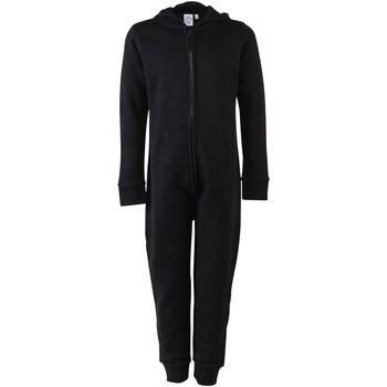 Textiel Kinderen Jumpsuites / Tuinbroeken Skinni Fit Minni Zwart