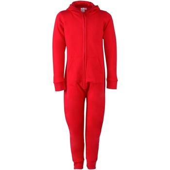 Textiel Kinderen Jumpsuites / Tuinbroeken Skinni Fit Minni Rood