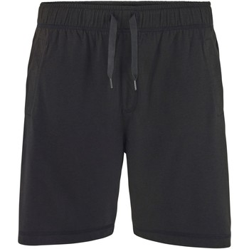 Textiel Heren Korte broeken / Bermuda's Comfy Co Lounge Zwart