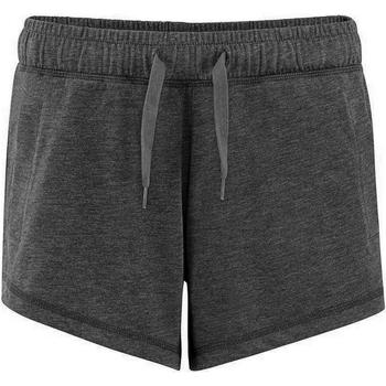 Textiel Dames Korte broeken / Bermuda's Comfy Co CC055 Houtskool