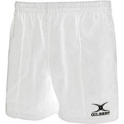 Textiel Kinderen Korte broeken / Bermuda's Gilbert GI02J Wit