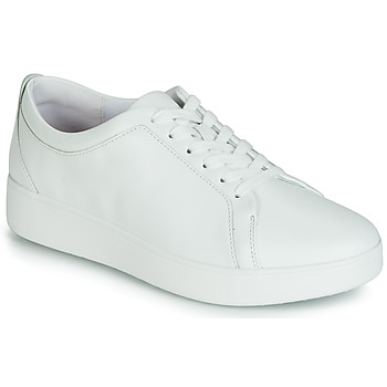 Schoenen Dames Lage sneakers FitFlop RALLY SNEAKER Wit