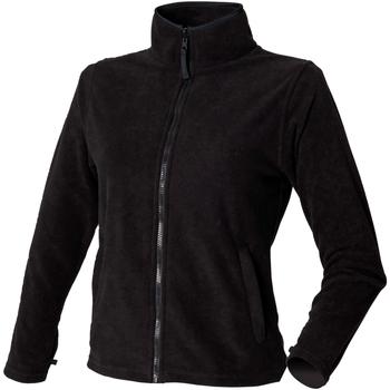 Textiel Dames Fleece Henbury HB851 Zwart