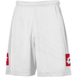Textiel Heren Korte broeken / Bermuda's Lotto LT009 Wit