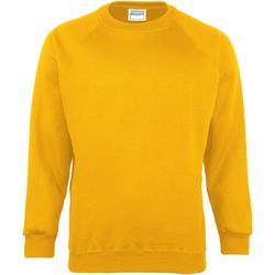 Textiel Kinderen Sweaters / Sweatshirts Maddins Coloursure Zonnebloem